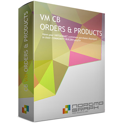 Virtuemart Orders and products profile plugin