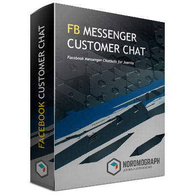 Facebook Messenger Customer Chat Module for Joomla