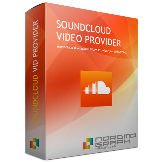 Soundcloud Video Provider for Jomsocial