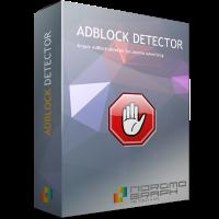 AdBlock Detector module for Joomla