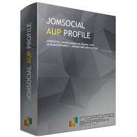 AlphaUserPoints application for Jomsocial profile