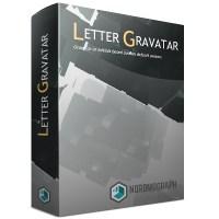 Letter Gravatar plugin for Joomla, Community Builder, Jomsocial and EasySocial