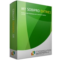 Sobipro entries Community Builder plugin