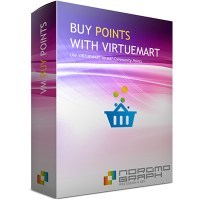 Buy AlphaUserPoints with Virtuemart