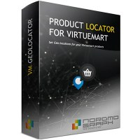 Product Geolocator for Virtuemart
